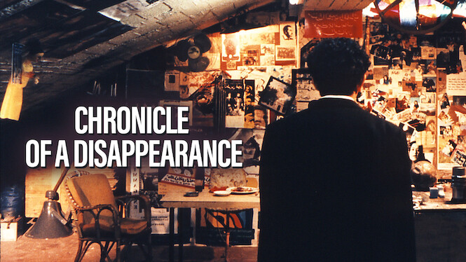 Chronicle of a Disappearance on Netflix UK
