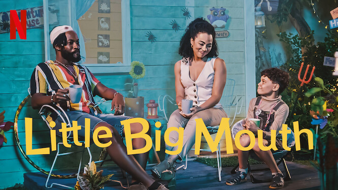 Little Big Mouth on Netflix UK