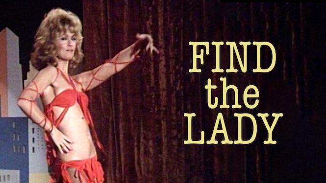 Find the Lady on Netflix UK