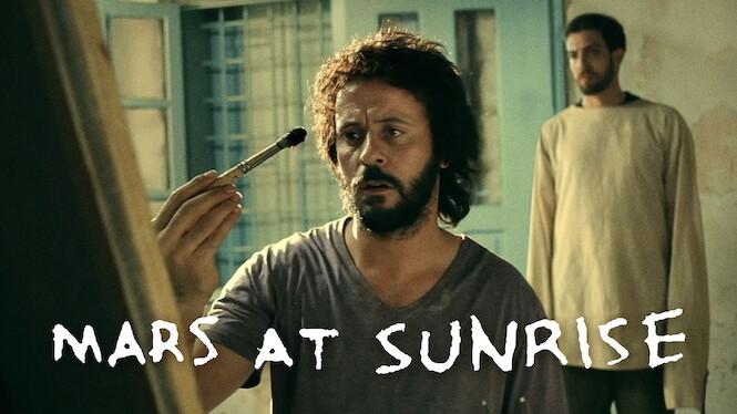 Mars at Sunrise on Netflix UK