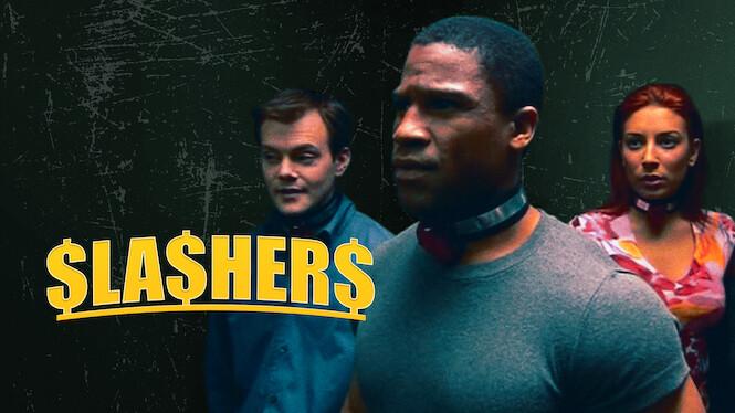Slashers on Netflix UK